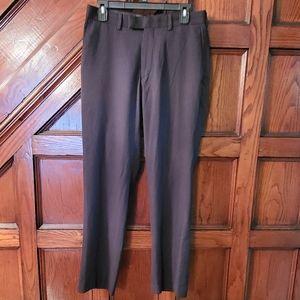 Perry Ellis Portfolio black pants, size 30/30.
